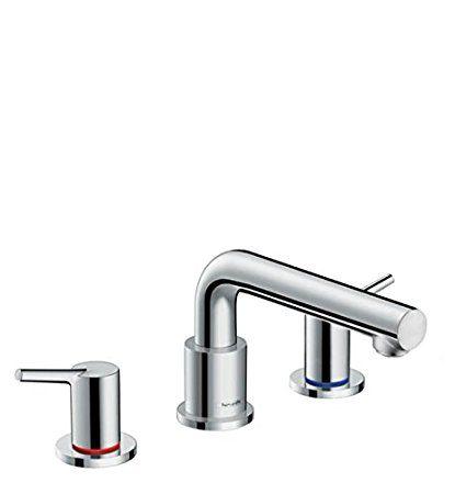 Talis S 3 Hole Roman Tub Set Trim Amazon Com Roman Tub Freestanding Bathtub Faucet Faucet