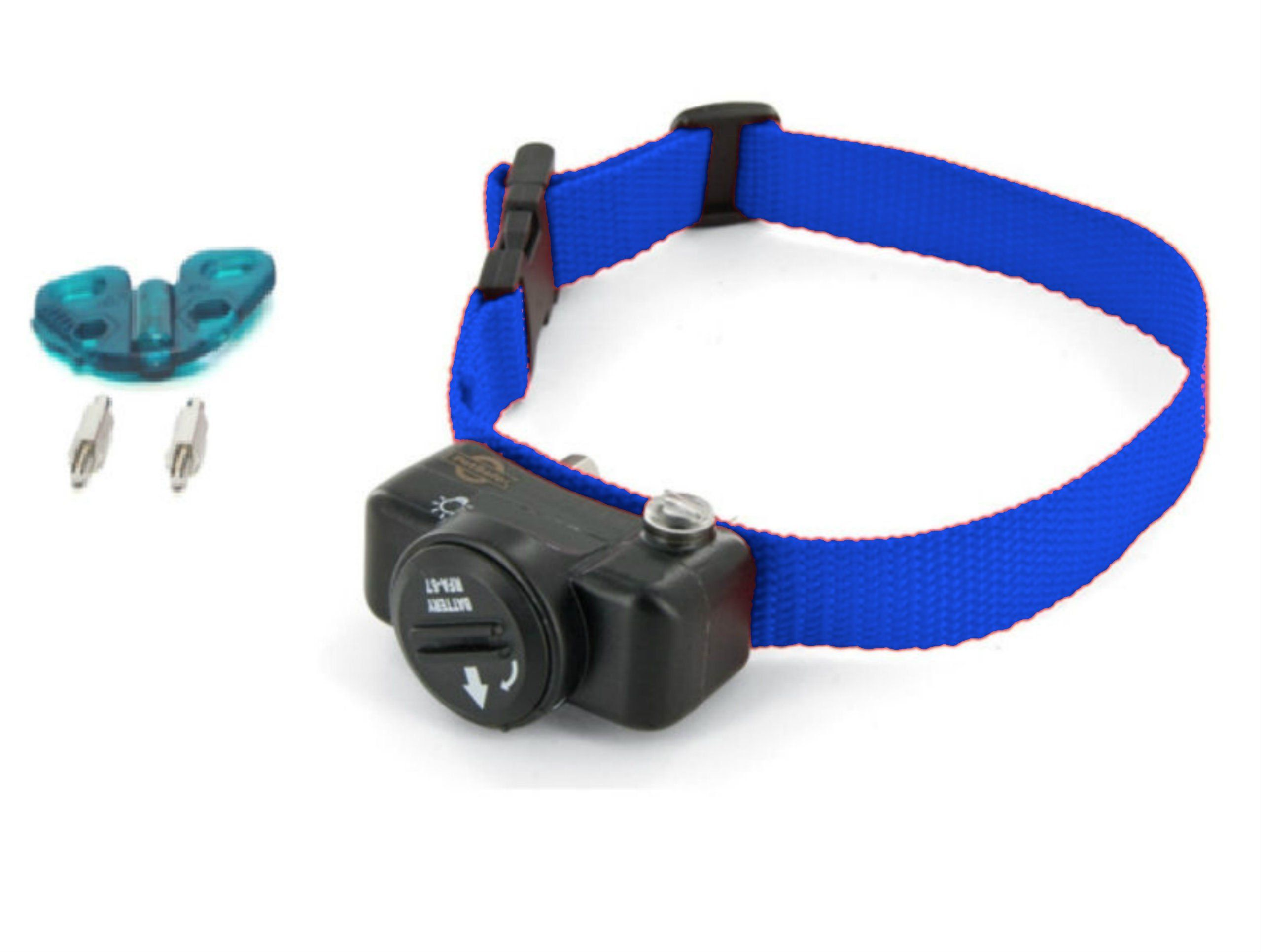 Petsafe Ul275 Extra Collar Strap Blue Continue To The Product At The Image Link It Is An Affiliate L Dog Training Tools Dog Training Collar Dog Shock Collar