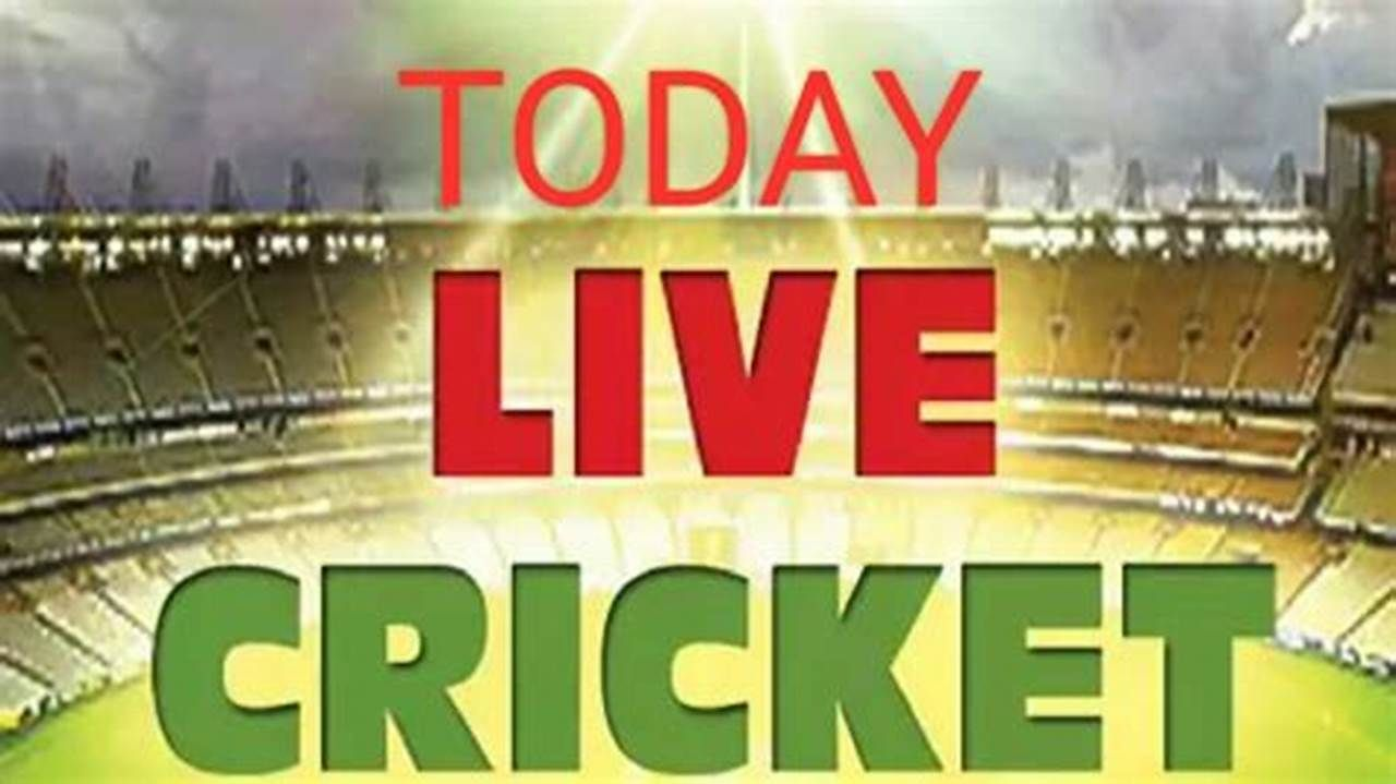 free live cricket match today online