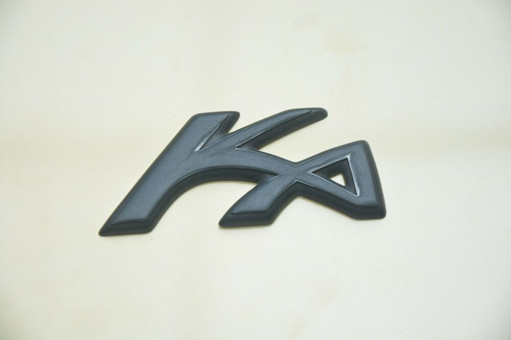 Original Ford Ka Nameplate Rear Logo Emblem Badge Oem Genuine