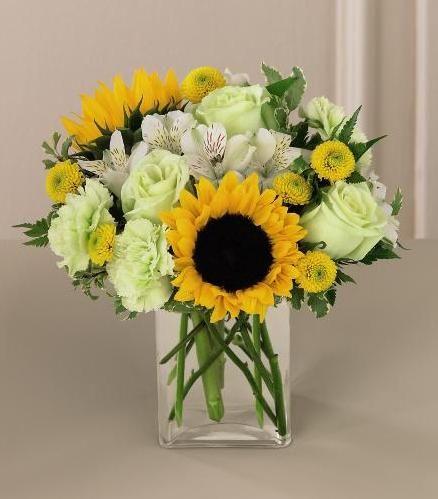 Sunflower Arrangements Cactus Flower Florists Phoenix Florist Sunflower Arrangements Sunflower Centerpieces Flower Oasis