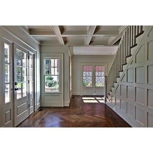 Coffered Walls