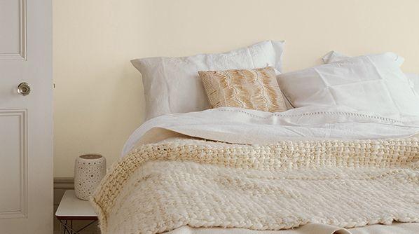 1000 images about chambre coucher on pinterest - Salon Blanc Ivoire