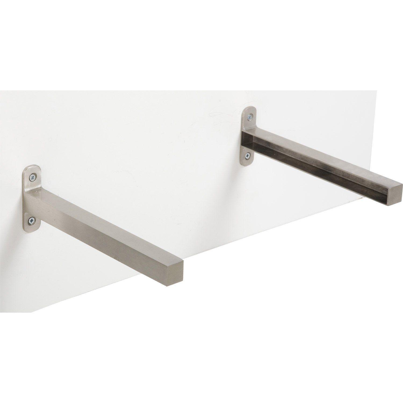 Exceptionnel Usage du produit:Fixations pour étagère murale Matière principale  IW41