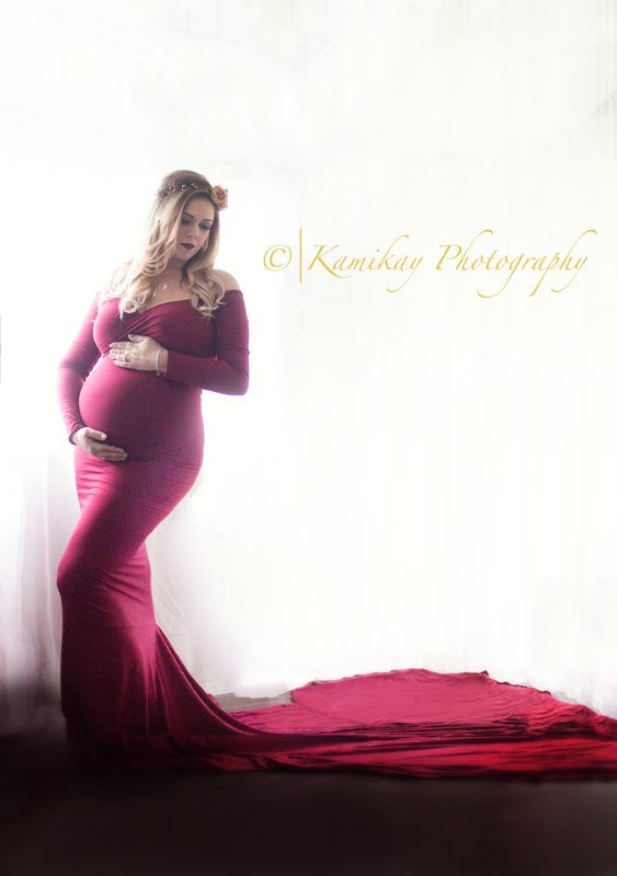 eadfcc1a8b433 Maternity Pose Maternity Dress Sew Trendy Accessories Emerlie gown Kamikay  Photography - Blog