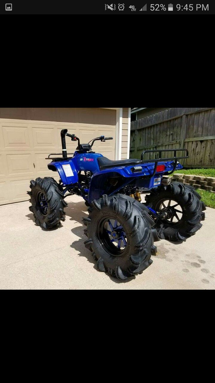 honda 300 four wheeler accessories mud digger four wheelers dirtbikes atvs  [ 720 x 1280 Pixel ]