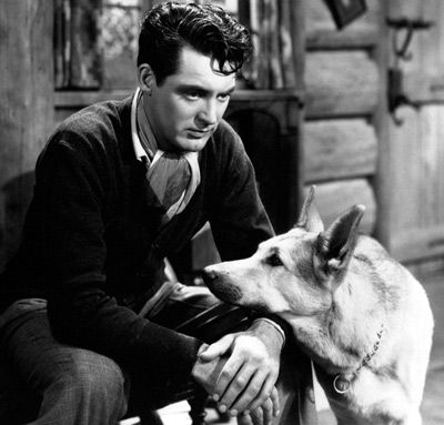 Cary Grant & GSD