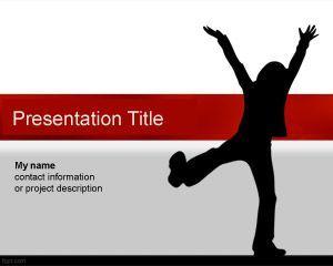 fun powerpoint template   powerpoint template ideas   pinterest, Modern powerpoint