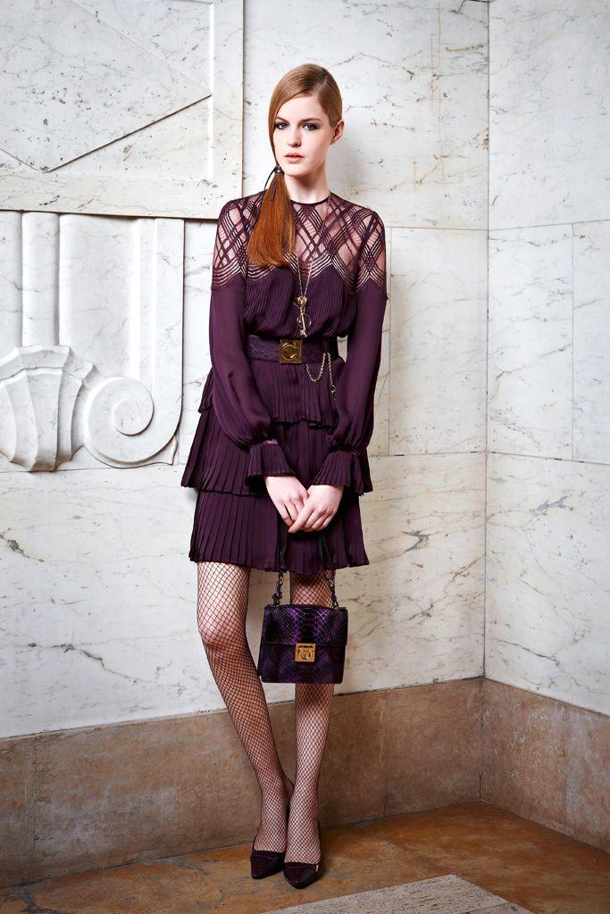 Salvatore Ferragamo Pre-Fall 2012 Collection Slideshow on Style.com