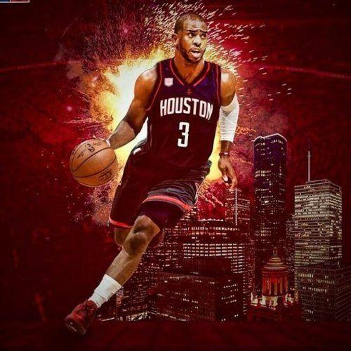 Pin by Michael Angel Aguilera on Chief | Chris paul, Houston Rockets, Houston Rockets Basketball