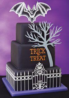 How to Achieve Vibrant Halloween Colors on your Fondant Treats