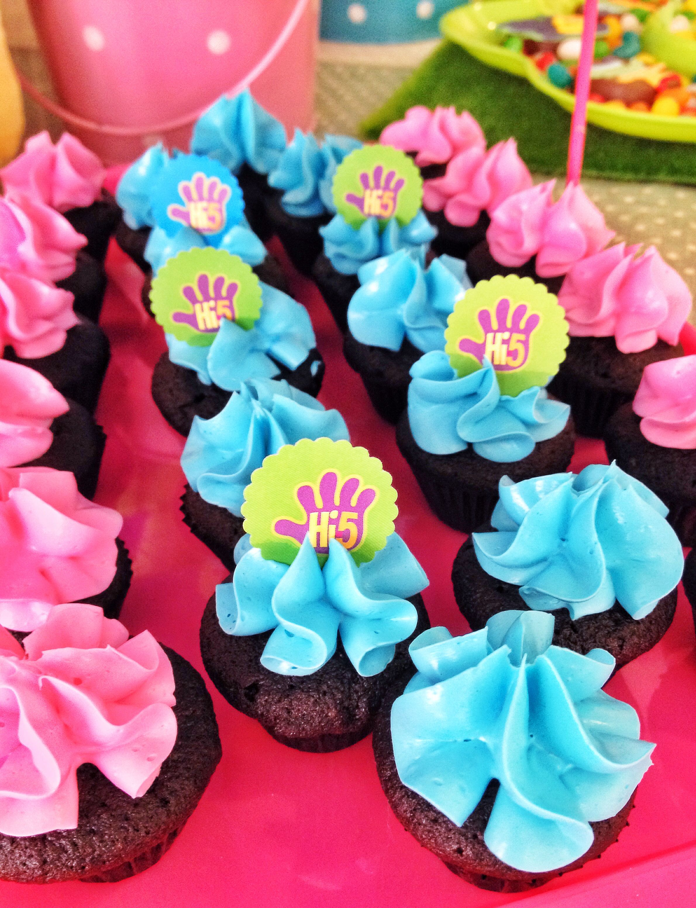 Hi 5 Themed Party Birthday Parties 5th Ideas 2nd