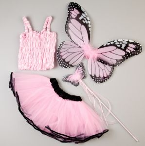 pink butterfly outfit! L.O.V.E!!!!