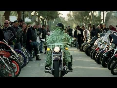 Geico Motorcycle Money Man Commercial Bike Rally Playlist