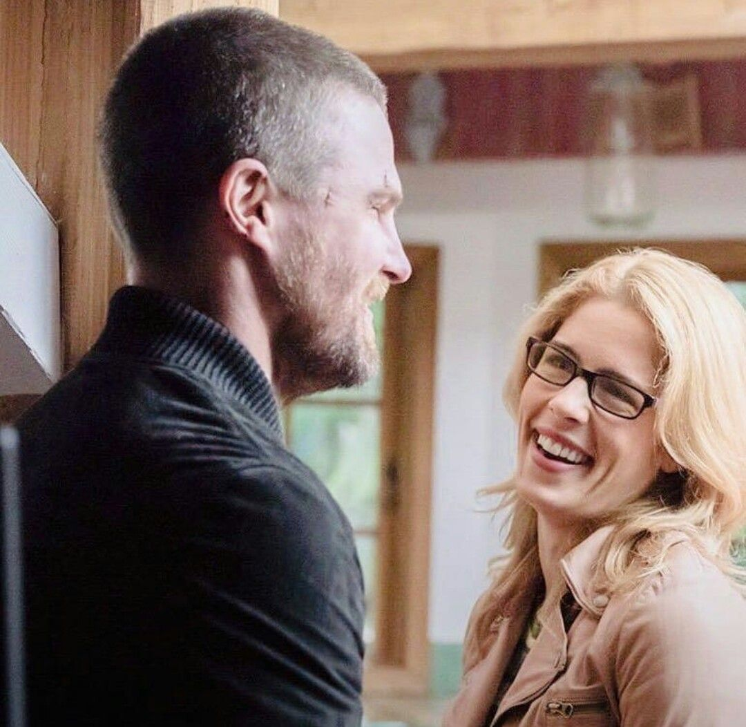 oliver and felicity dating in real life
