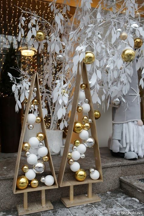 Christmas Decor - Förster #christmasdecorideas