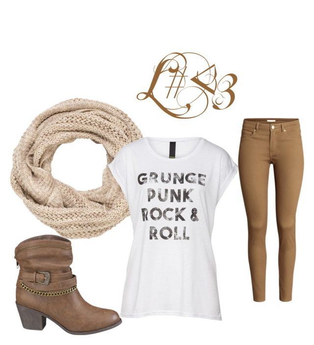 """☺"" by lea-fashionista ❤ liked on Polyvore featuring maurices and H&M"