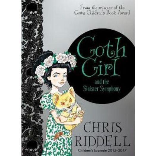 Goth Girl and the Sinister Symphony Goth Girl Book 4