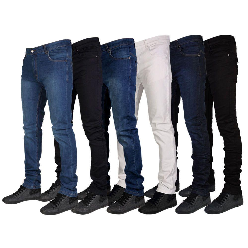 132c1c234af MENS G72 DENIM SUPER STRETCH SKINNY SLIM FIT JEANS ALL WAIST   LEG SIZES