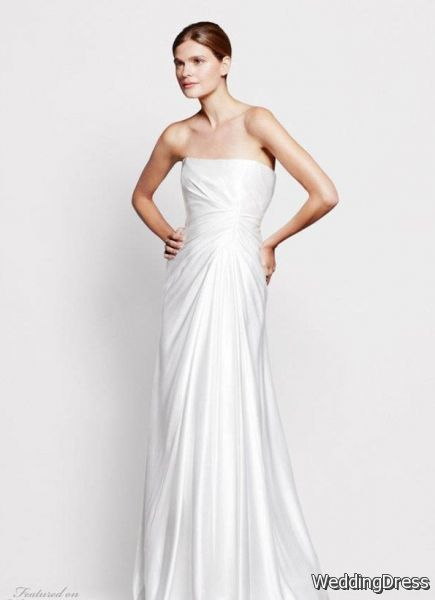 Roses by Reem Acra for Nordstrom Wedding Dresses » WeddingBoard ...