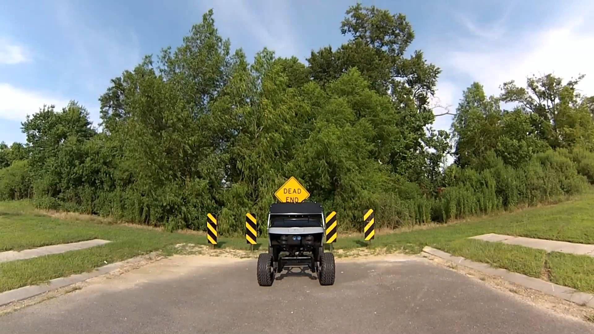 Ultimate Custom Rock Crawler Golf Cart (With images