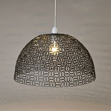 Lighting   SILVER Carolyn Donnelly Eclectic Iron Pendant   Dunnes ...