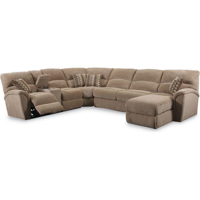 Lane Furniture Grand Torino Sectional Reviews Wayfair