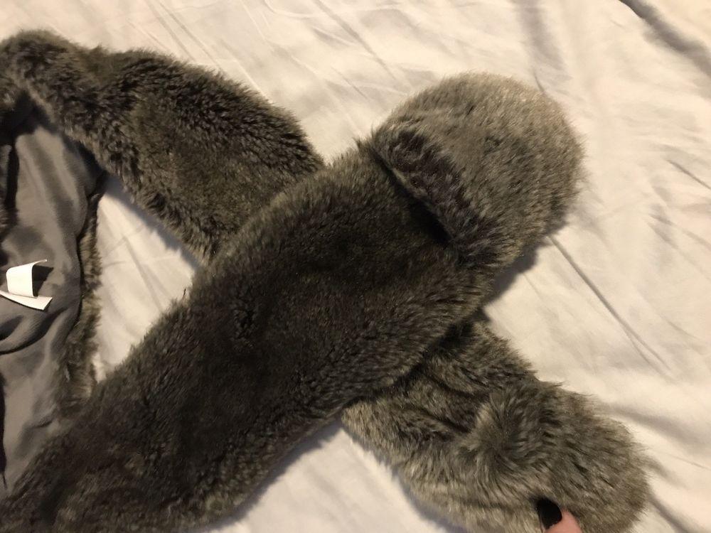 c84f04b2b Restoration hardware Luxe Faux Fur Kids  Animal Hood  fashion ...