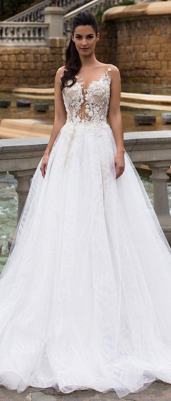 We Love: Milla Nova Bridal 2017 Wedding Dresses | Hochzeitskleider ...