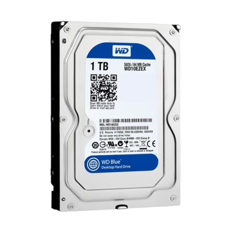 Wd Hdd 3 5 Internal Sata Blue 1tb 7200rpm 64mb 2 Year Warranty Pc Hard Drive Hard Disk Drive Hard Drive