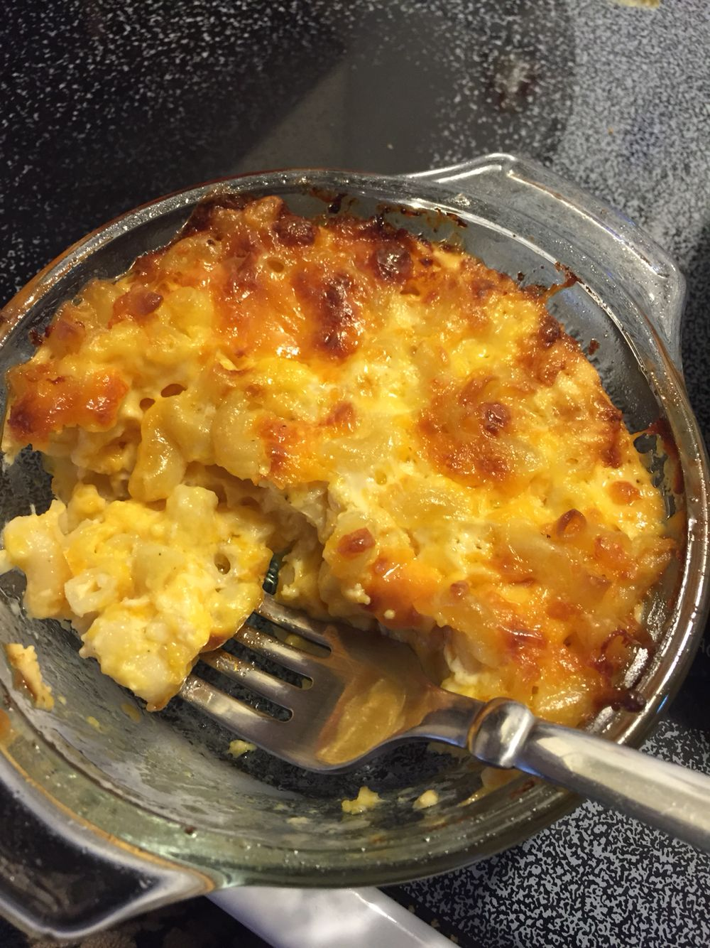 The best Macaroni and Cheese recipe EVER! 1 lb elbow