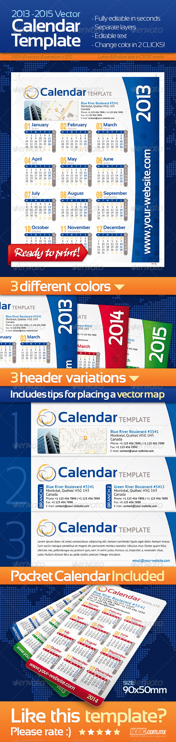 And  Calendar Template   Calendar Template And