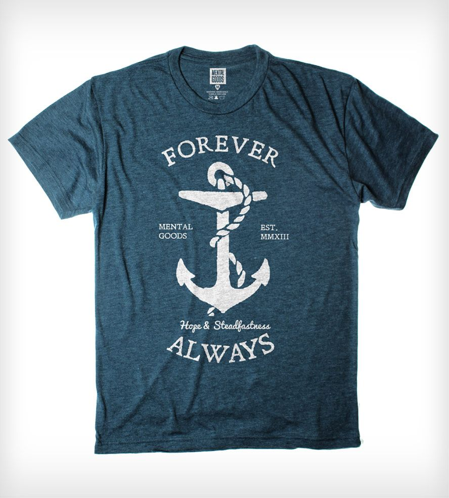 forever always t shirt men 39 s clothing arquebus clothing scoutmob shoppe product detail. Black Bedroom Furniture Sets. Home Design Ideas