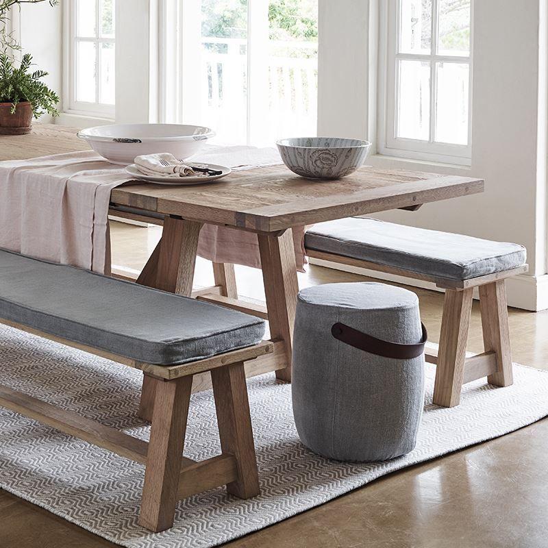 Arundel Rustic Oak Dining Table Uk Neptune In 2019