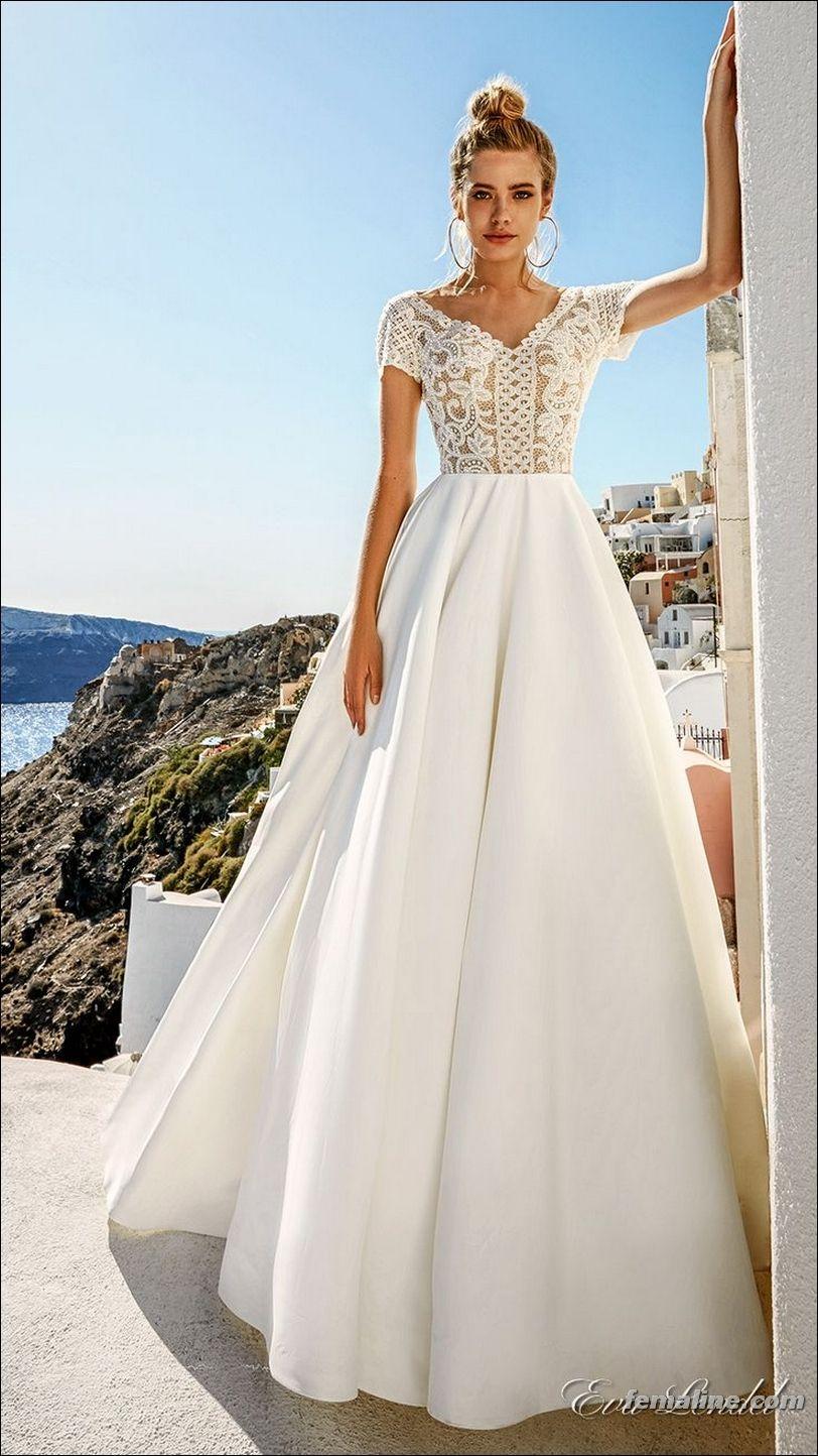 vegas wedding dress short