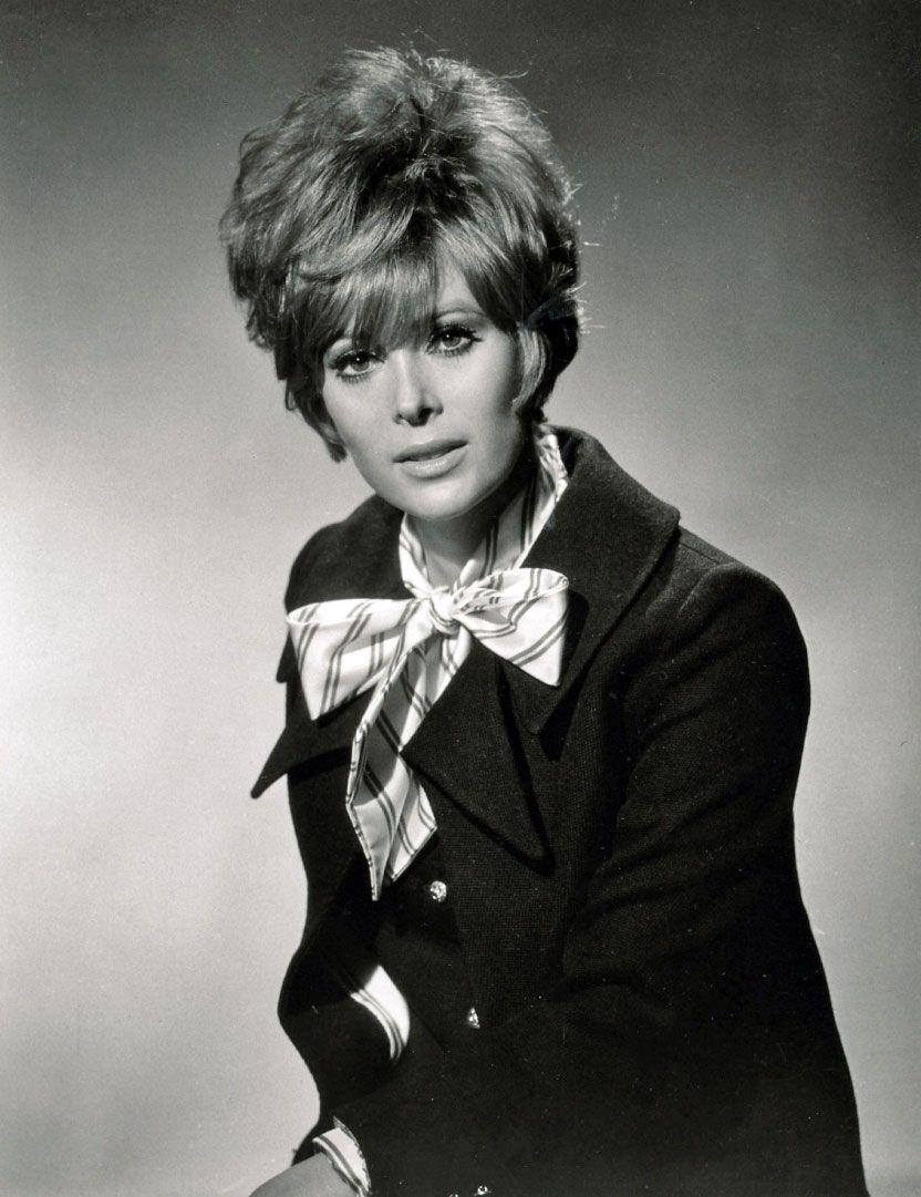 ~ Jill St John 1960s Original TV Promo Portrait Photo Bond