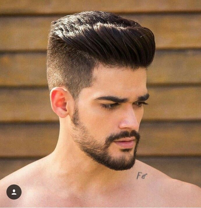 New Training Hair Style Amazing Pic Collection 2 Mens Hairstyles With Beard Beard Styles Short Mens Facial Hair Styles