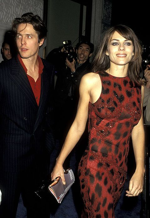 37fc5b4f3 Why  90s Liz Hurley in leopard print is still divine in 2019