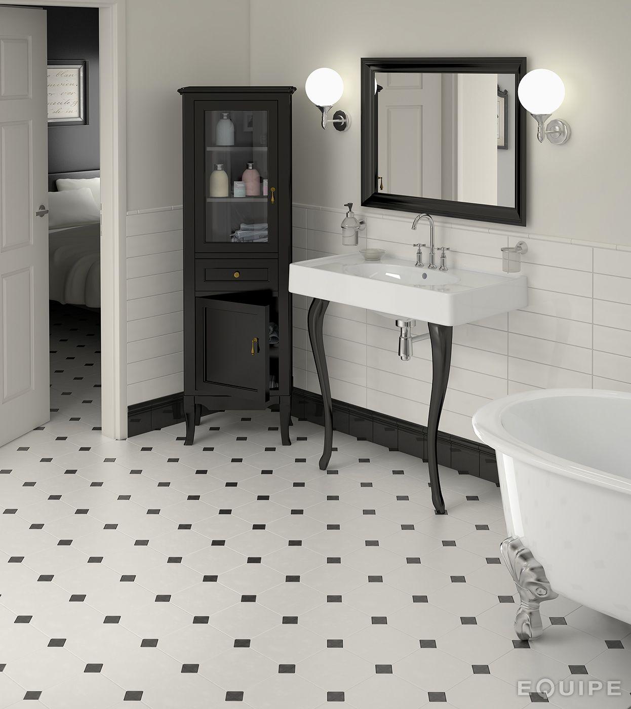 Octagon blanco mate bathroom banheiros pinterest ceramic bath doublecrazyfo Image collections