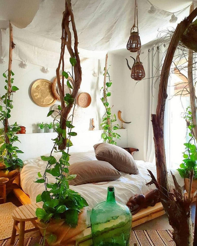Bohemian bedroom and home decoration ideas also in rh co pinterest