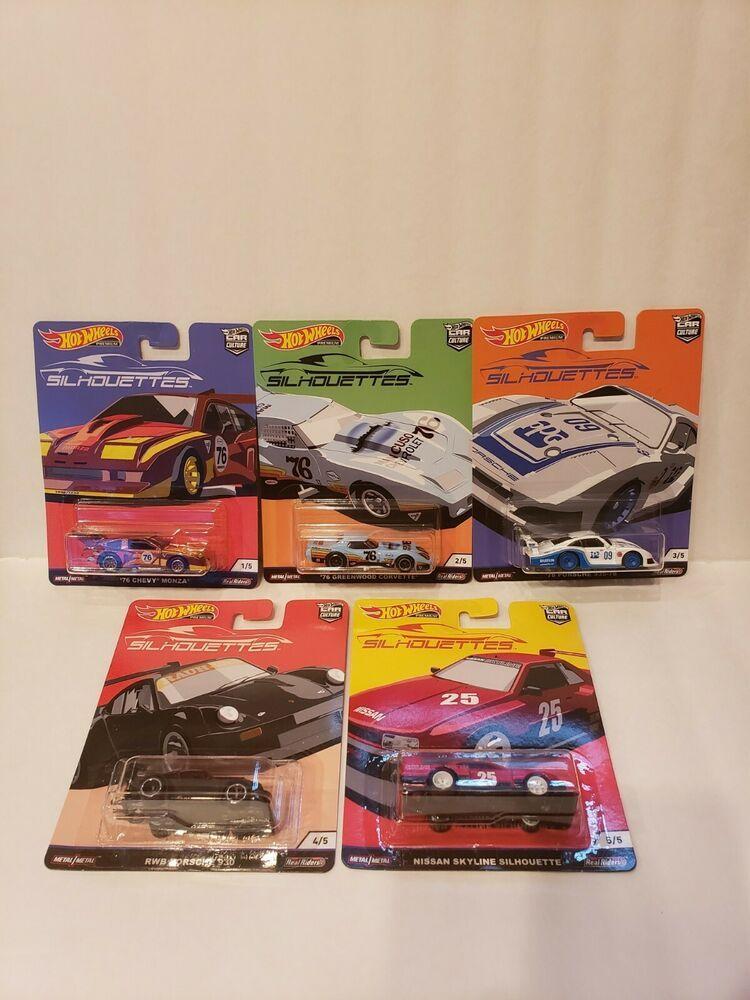 #FPY86-956J Silhouettes HotWheels Nissan Skyline