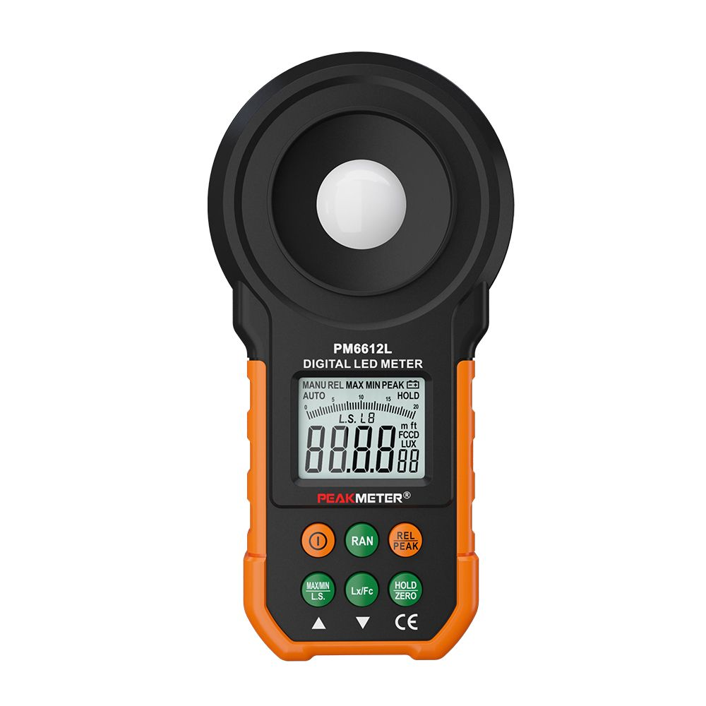 MAVOLUX 5032 C BASE Lighting Strength Meter Class C