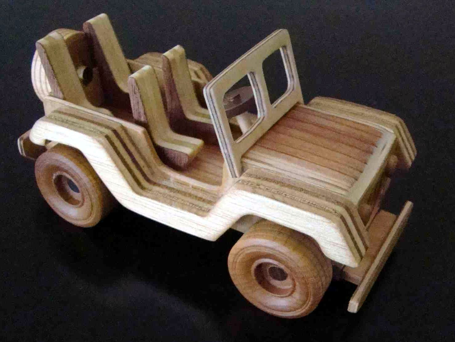 jeep | wooden toys | wooden toys, wood toys, wooden toy cars