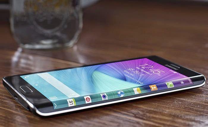 Samsung Galaxy S6 And Galaxy S6 Edge - March 1, 2015  #s6 #s6edge #metalframe