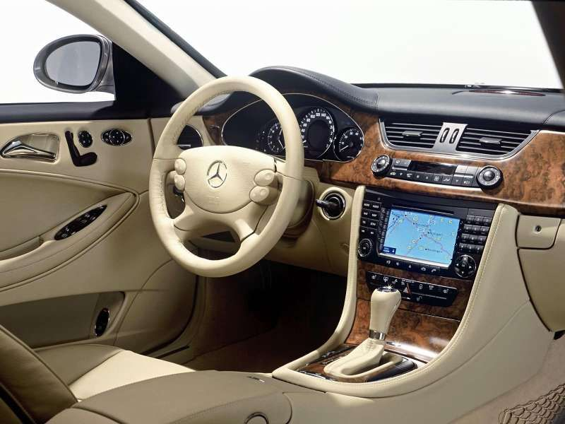 Cls 500 Interior Of My To Be New Car Luxury Car Interior