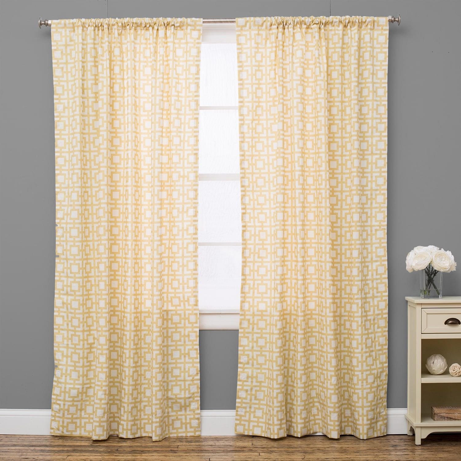 curtain drapes creamy matching curtains itm beige with blockout fabric net valance pelmet blackout swag sheer ivory
