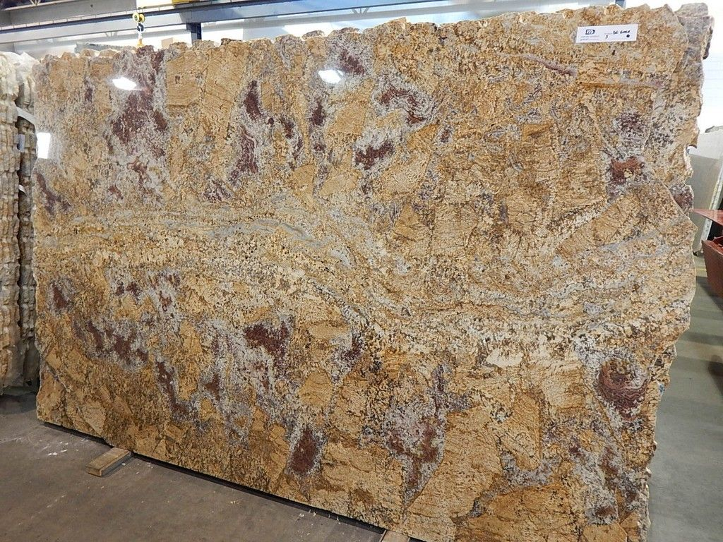 This Earthy Piece Is Called The Chocolate Bordeaux Granite
