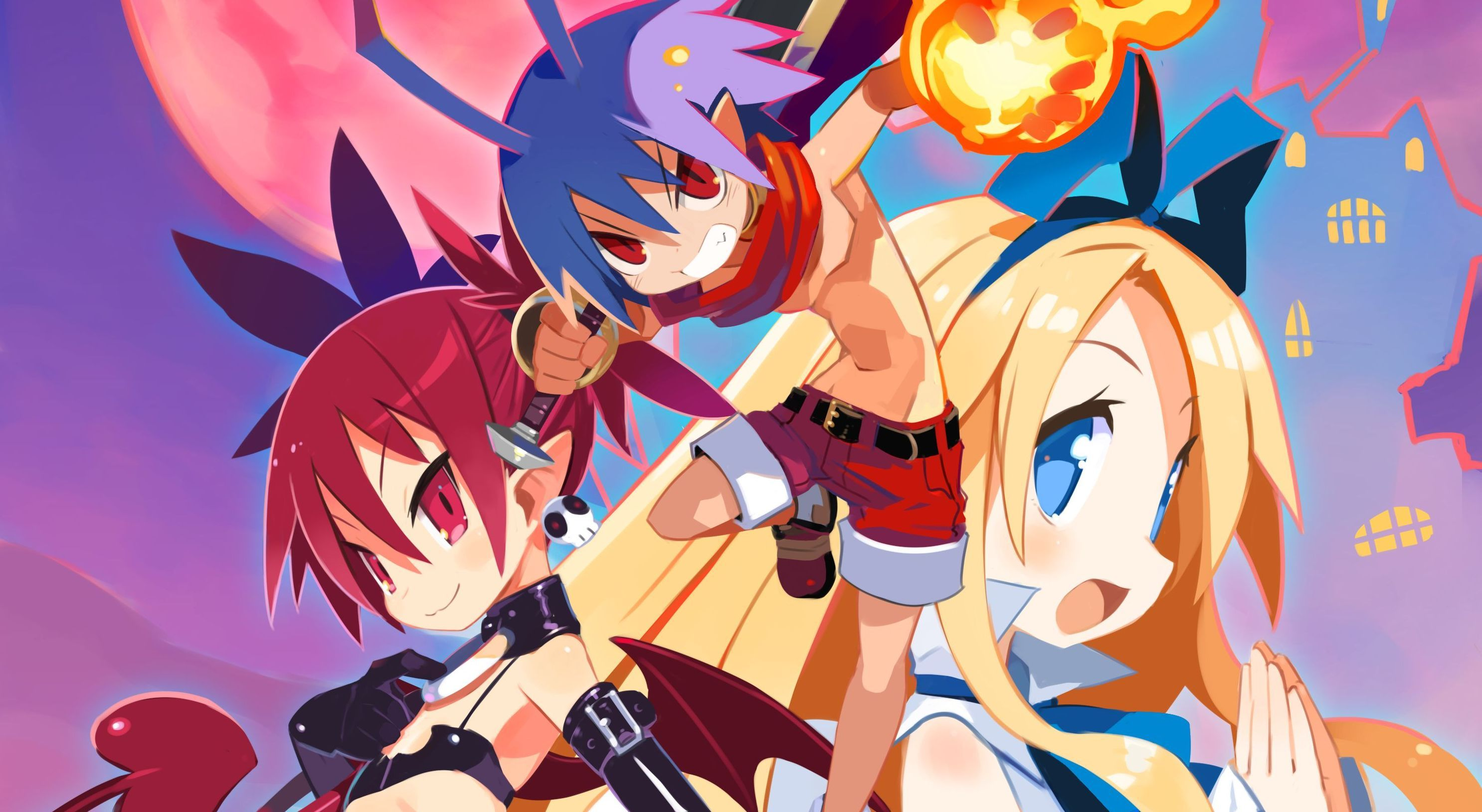 Disgaea 1 Complete For Ps4 And Nintendo Switch Gets New Trailer Showing Gameplay Disgaea Nintendo Switch Playstation
