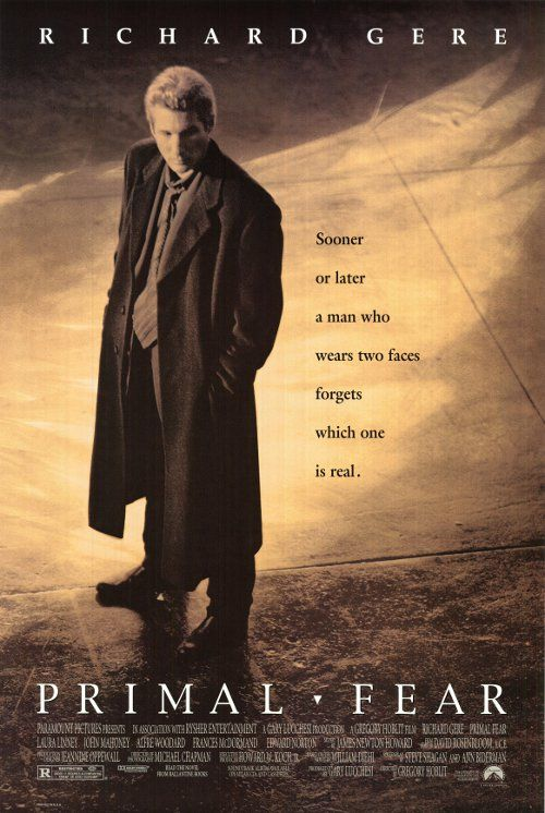 Richard Gere Tumblr With Images Primal Fear Richard Gere