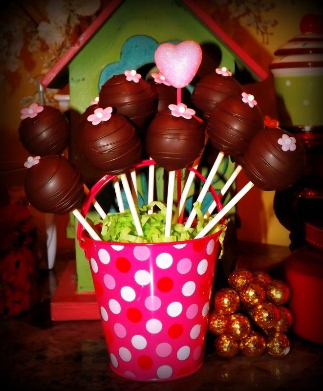 Cake Pop Bouquet! #cakepopbouquet